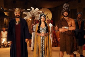 hats of mohenjo daro